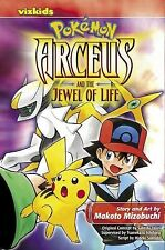 Arceus and the Jewel of Life by Mizobuchi MAKOTO (2011, Paperback)