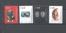 KOSOVO 2007 SC# 79-82 VARIOUS MASKS MNH VERY FINE