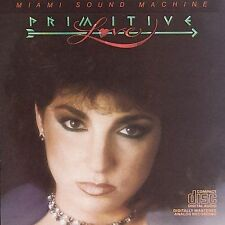 Primitive Love by Miami Sound Machine (CD, Jan-1986, Epic (USA)))