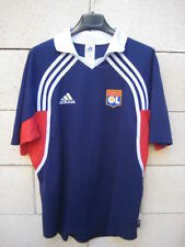 VINTAGE Maillot OL LYON Adidas collection rare entrainement S