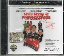 LISTA CIVICA DI PROVOCAZIONE OST ORIGINAL SOUNDTRACK COLLECTION WARNER F Landini