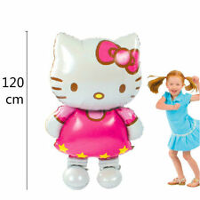 Kindergeburtstag Luftballon Hello Kitty 116x65 Heliumballon Folienballon Ballon