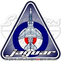 JAGUAR RAF BAC-Breguet (SEPECAT) British Royal AirForce UK Vinyl Sticker, Decal