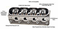 BRODIX BR SERIES LS COMPATIBLE/12 DEGREE CYLINDER HEADS  1170000 -1178101