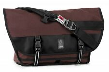 NEW+TAGS-CHROME Industries CITIZEN Java/Black Messenger Bag Waterproof