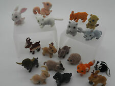 Animals! JUNGLE IN MY POCKET  Woodland Friends! 18 figures! Animal Zoo Wild