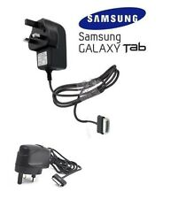 "Original Samsung UK Mains Charger for Galaxy Tablet 10.1 "" 8.9""  7"" Tab 2  Black"