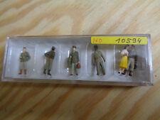 H0 Preiser 10594 US-Soldaten der Fünfziger Jahre.OVP