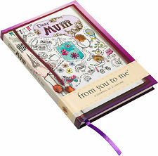 NEW Dear mum, from you to me journal