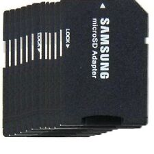 10 x Samsung microSD Adapter micro to SD SDHC SDXC card fit 16G 32GB 64GB 128GB