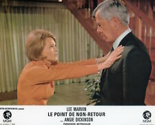 LEE MARVIN ANGIE DICKINSON POINT BLANK 1967 VINTAGE LOBBY CARD #5