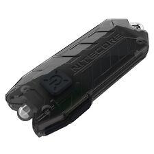 Nitecore Tube 45 lúmenes USB recargable Mini LED Porket Llavero EDC Linterna