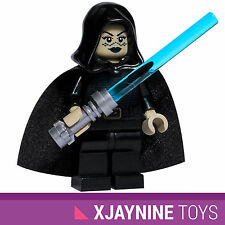 GENUINE LEGO Star Clone Wars Jedi Padawan Barriss Offee Minifig + Lightsaber NEW