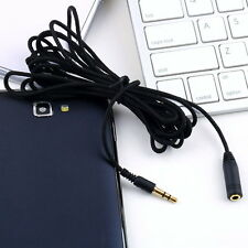 3M 10ft 3.5mm Female to Male F/M Headphone Stereo Audio Extension Cable Cord YF