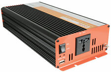 1000W 24V PURE SINE WAVE INVERTER 24v to 230v power supply truck lorry