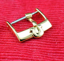 OMEGA BUCKLE FOR  VINTAGE OMEGA WATCH, YELLOW