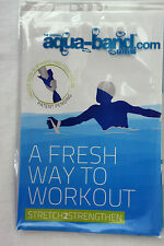 New Aqua-Band Extreme Work Out Resistance Tool for Water Based Exercises