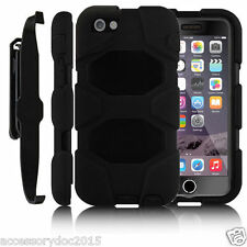 Heavy Duty Survivor Builder Armour Shock Proof Cover Stand For Apple iPhone 6/6s