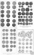 Collection of rare books on arabic coins, islamic numismatics (240+) - DVD
