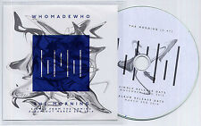 WHOMADEWHO The Morning UK 1-trk promo test CD Who Made Who