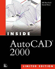 Inside AutoCAD(R) 2000, Limited Edition-ExLibrary