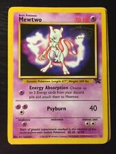 Pokemon - Mewtwo (First Movie) (Pokemon TCG Card) 1999-02 Pokemon Promo Star Wiz