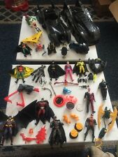 Lot 12 Batman 1989 Returns Forever Animated Series GOTHAM Vehicle Batmobile Bike