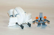 Custom Lego Halo 4 White Custom UNSC Halo Ghost Set with Instructions