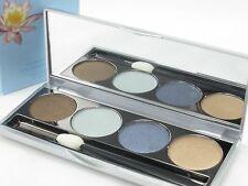 Sue Devitt Eye Shadow Quad Icelandic Beautiful shades Ice Blue NIB $32