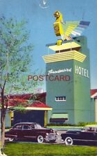 1954 THE NEW THUNDERBIRD HOTEL, LAS VEGAS, NEVADA