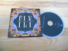 CD Pop The Child Of Lov - Fly (1 Song) Promo DOMINO / DOUBLE SIX REC cb