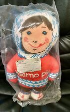 Eskimo Pie Advertising Plush Doll, MINT In Bag!  Vintage!