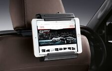 "GENUINE TOYOTA CAR ACCESSORY TABLET HOLDER-FOR NOT OVER 10"" SCREEN:BEIGE"