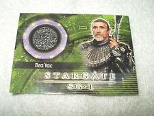 Stargate Costume Card Bra'Tac