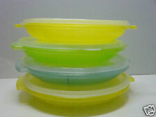 MRE * 4 x Kjeldsen's Festival Tray  - Green, Yellow, Blue SALES