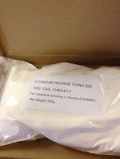 Titanium Dioxide Tiona 595 - 500g