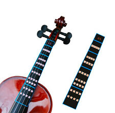 4/4 Violin Fingerboard Fret Learning Note Guide Learn Chart  Marker Sticker