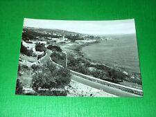 Cartolina Tricase - Lungomare e spiaggia 1960 ca
