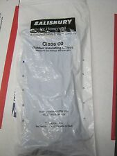 "Salisbury by Honeywell SIZE 9 Class 00 Rubber Insulating Gloves 11"" LENGTH"