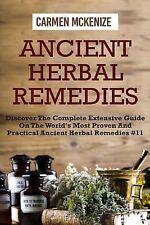 Herbal Remedies, Ancient Herbal Medicine, Natural Antibiotics, Organic...