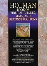Holman Book of Biblical Charts, Maps and Reconstructions (1993, Hardcover)