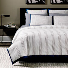 Dwell Studio Dwellstudio Full Queen Maze Duvet Cover $249 & Sham Set $69