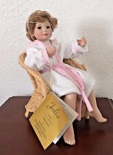 GEORGETOWN DOLL COLLECTION ANDREA HOLLIS  JULIA MOMMY'S WORLD SERIES BISQUE 14""