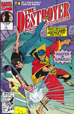 DESTROYER 4 ISSUE MINI SERIES  and ONE SHOT NM