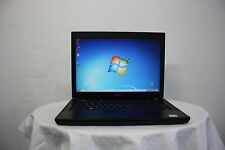 "Laptop Dell Latitude E6400 14"" 2.8GHZ 2GB 160GB Windows 7 NEW BATTERY GRADE B+"