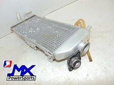 2007 Yamaha YZ 250F, Radiator, Fill Side, Right Side, OEM, Rad, Cooling, Collent