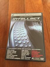 Intellect - Techno House Progressive (DVD, 2003, 2-Disc Set)