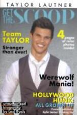 Taylor Lautner: An Unauthorized Biography (Get the Scoop), Ryals, Lexi, 08431896