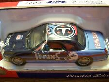 TENNESSEE  TITANS,  NFL  2002  Ford  Thunderbird  White  Rose  Collectibles