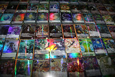 Force of Will TCG 100 CARD LOT Collection SUPER RARE GUARANTEED FREE Shipping